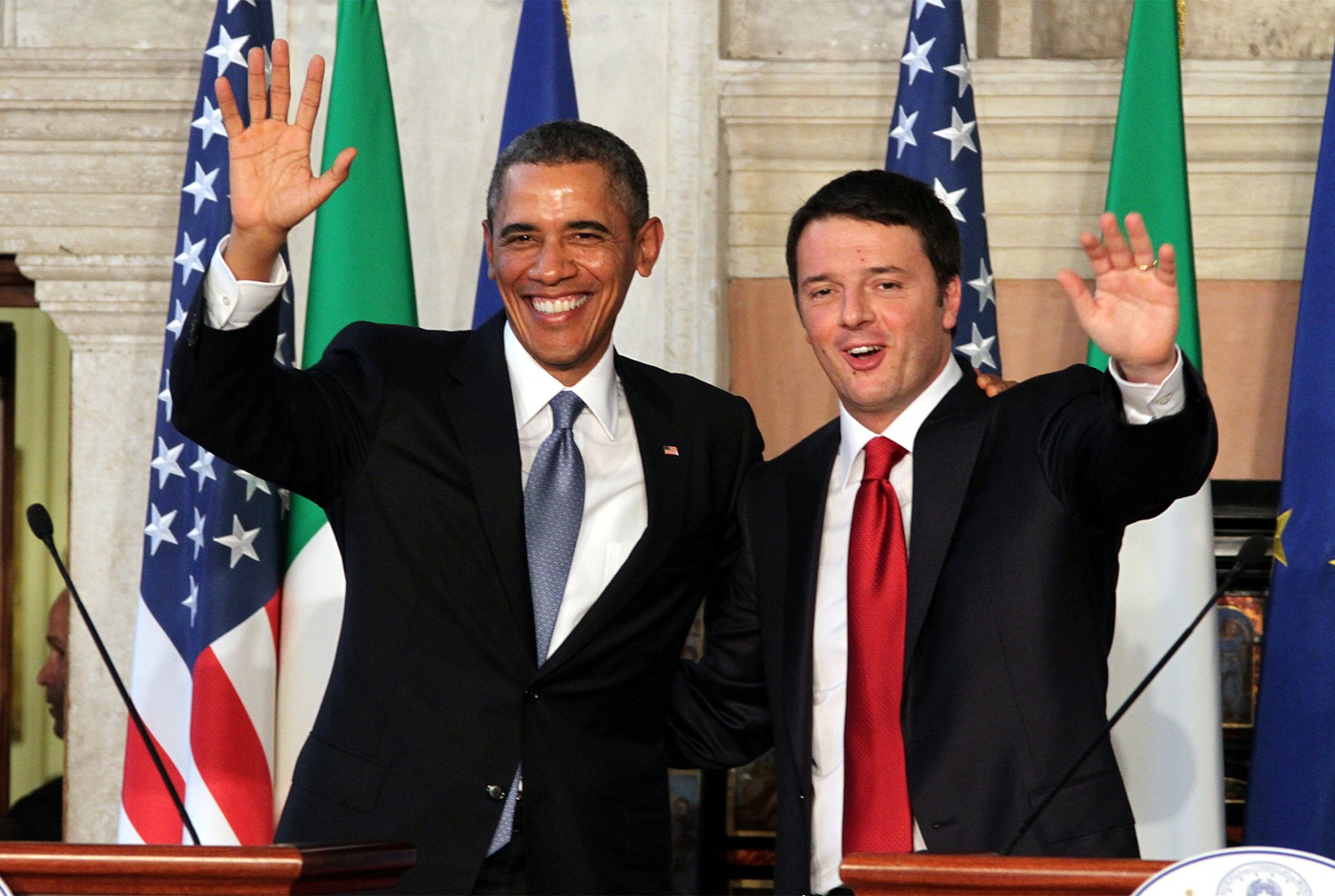 OBAMA'S FRIEND Former Italian Dem PM's Nightmare: Renzi's Parents Convicted and under Trial