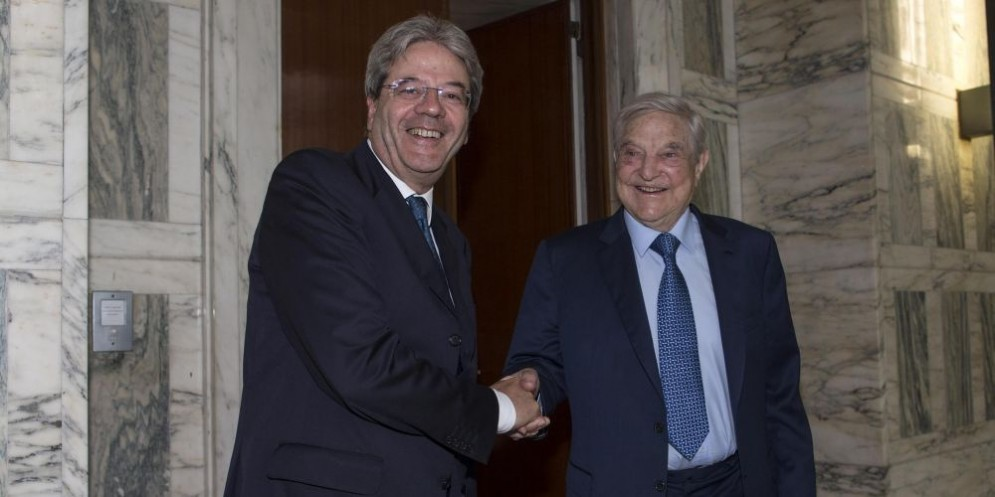 CoronaVirus EU Economic Crisis in the Hands of Soros's Italians Fox and Cat