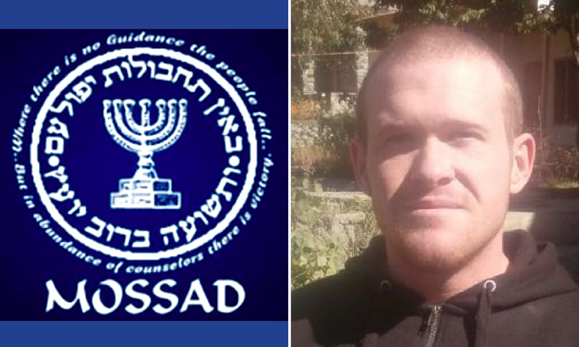 ISRAELI MOSSAD'S SHADES BEHIND CHRISTCHURCH MASSACRE