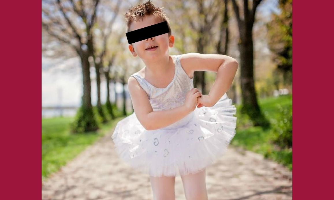 AUTISTIC CHILDREN IN TRANSGENDER EXPERIMENTS