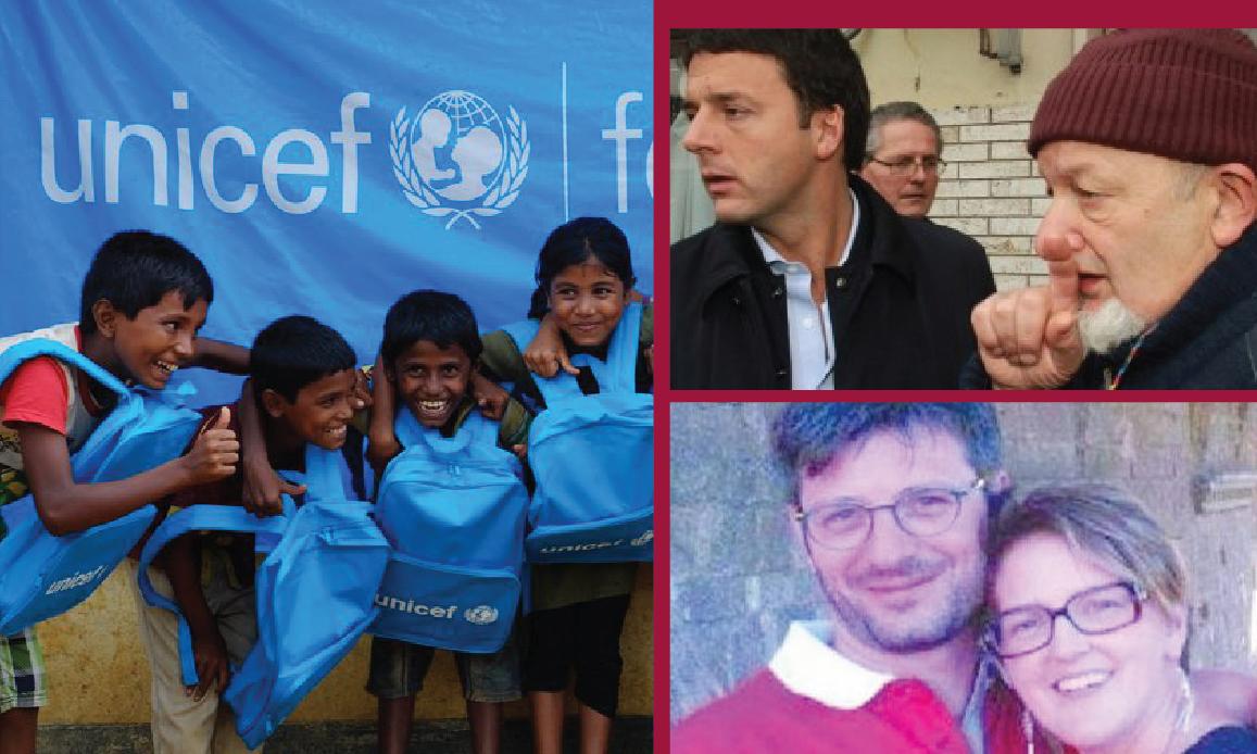 CICLONE GIUDIZIARIO SUI PARENTI DI RENZI: FONDI UNICEF NEI CONTI ALLE SEYCHELLES