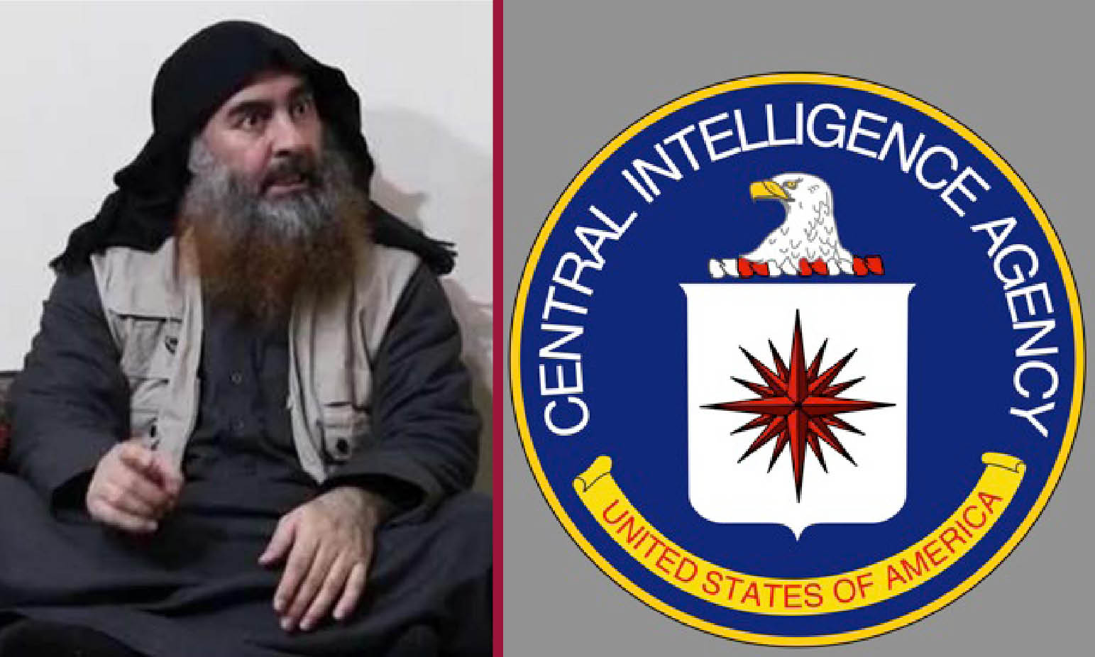 AL BAGHDADI: ISIS CALIPH AND MOSSAD-CIA AGENT HIDDEN BY US