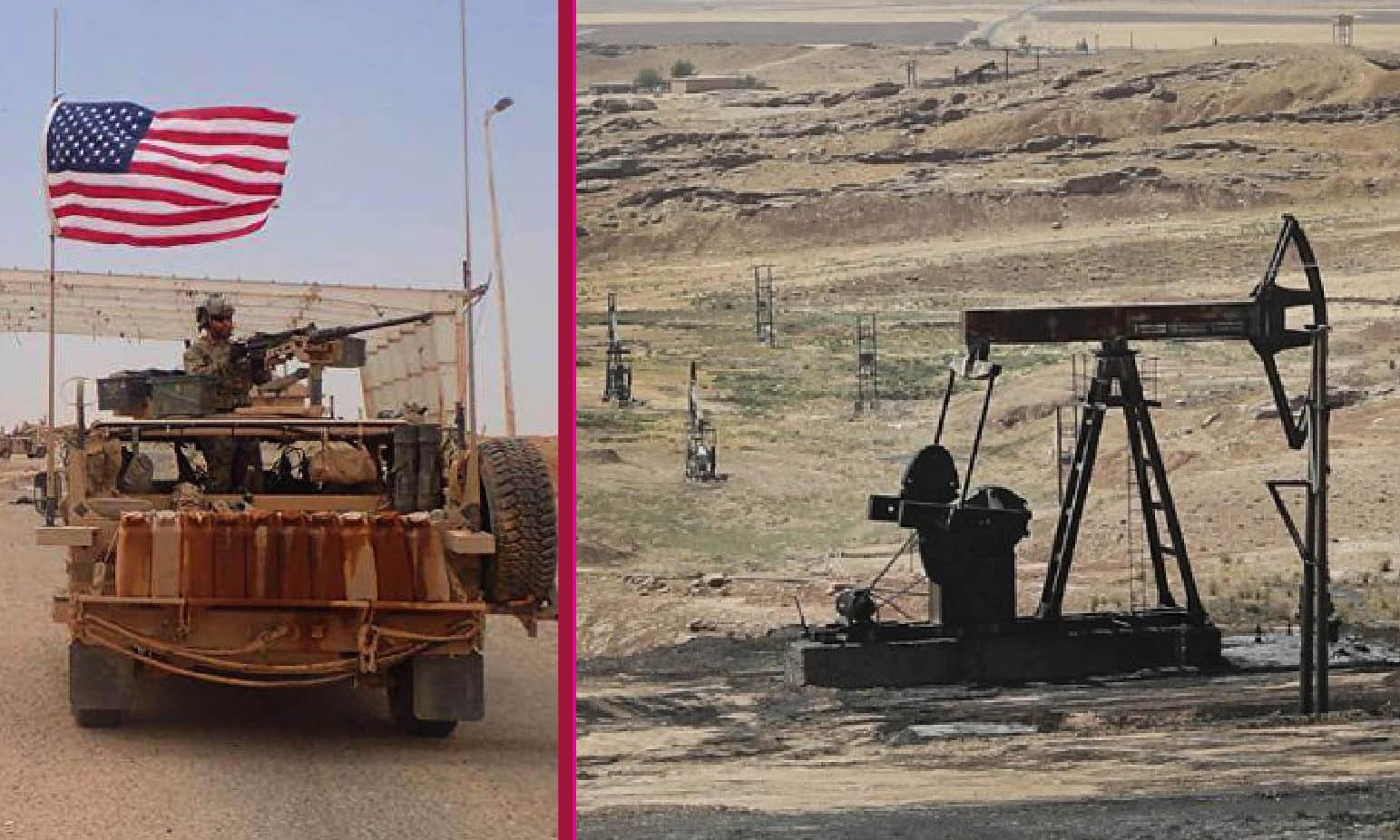 SYRIA: THE US CRIMINAL SCHEME FOR SMUGGLING OIL