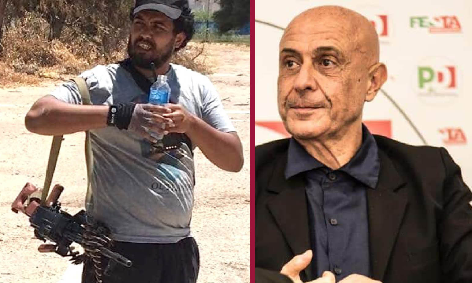 KILLED IN LYBIA THE MILITIAN ISIS FRIEND FUNDED BY ITALY WITH $ 5MILIONS