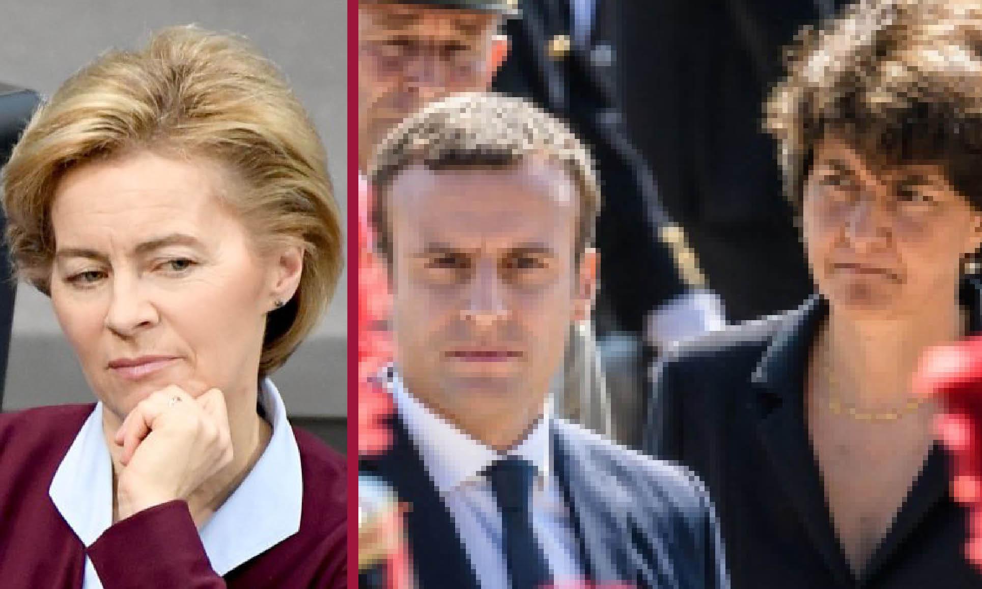 Storm in Brussels: under investigations the president Von der Leyen and 3 next EU Ministers