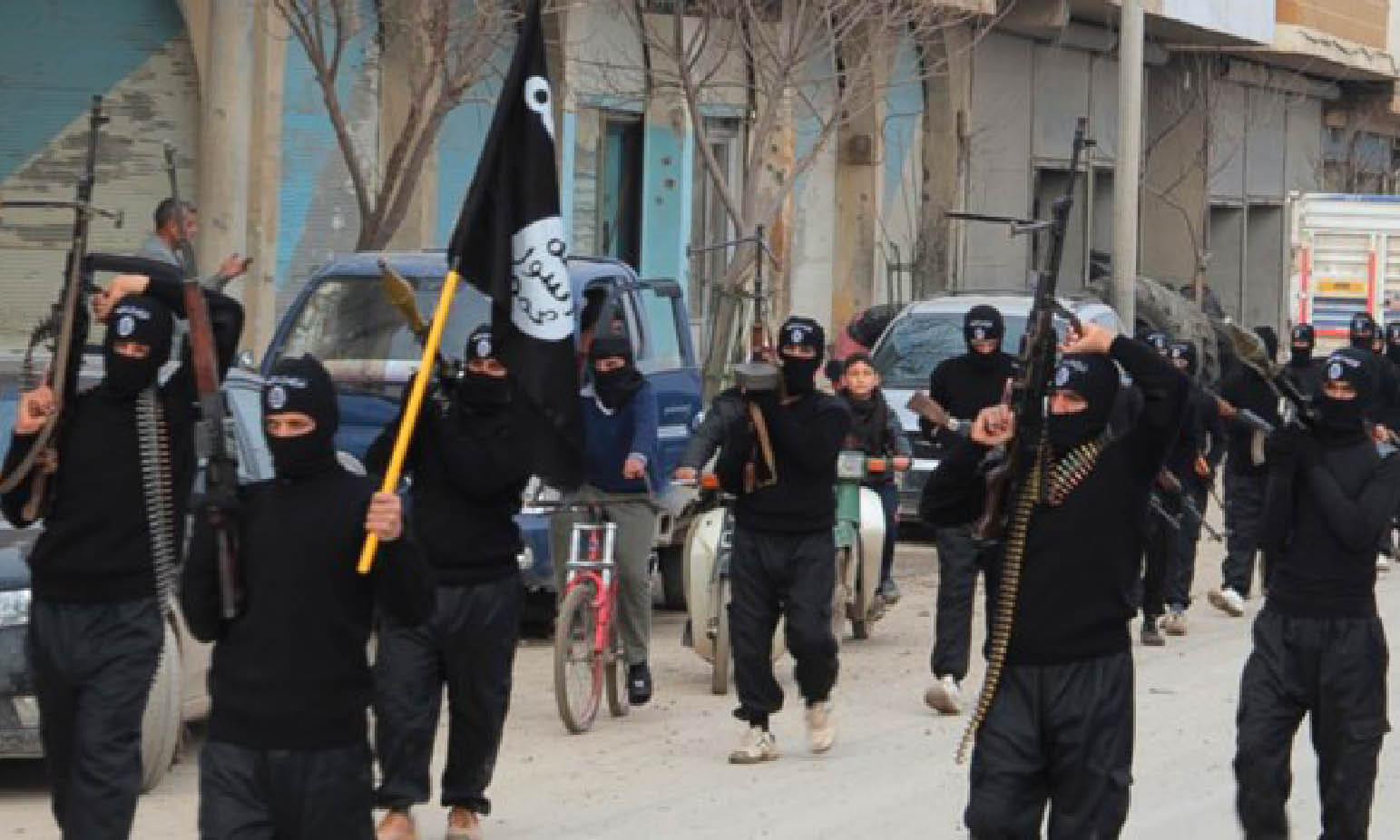 Turkish Army bombs An Issa prison: 859 ISIS Foreign Terrorist Fighters escaped