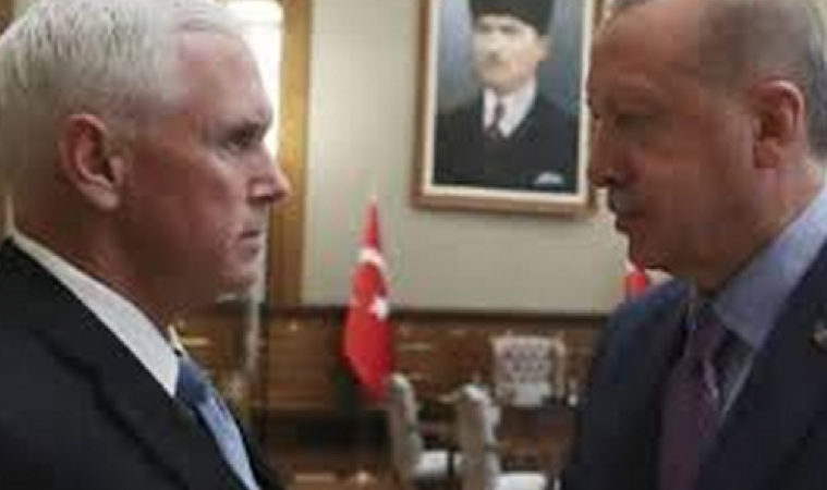 Syria: the false Erdogan's cease-fire and the Pence's lies that forget Christians killed