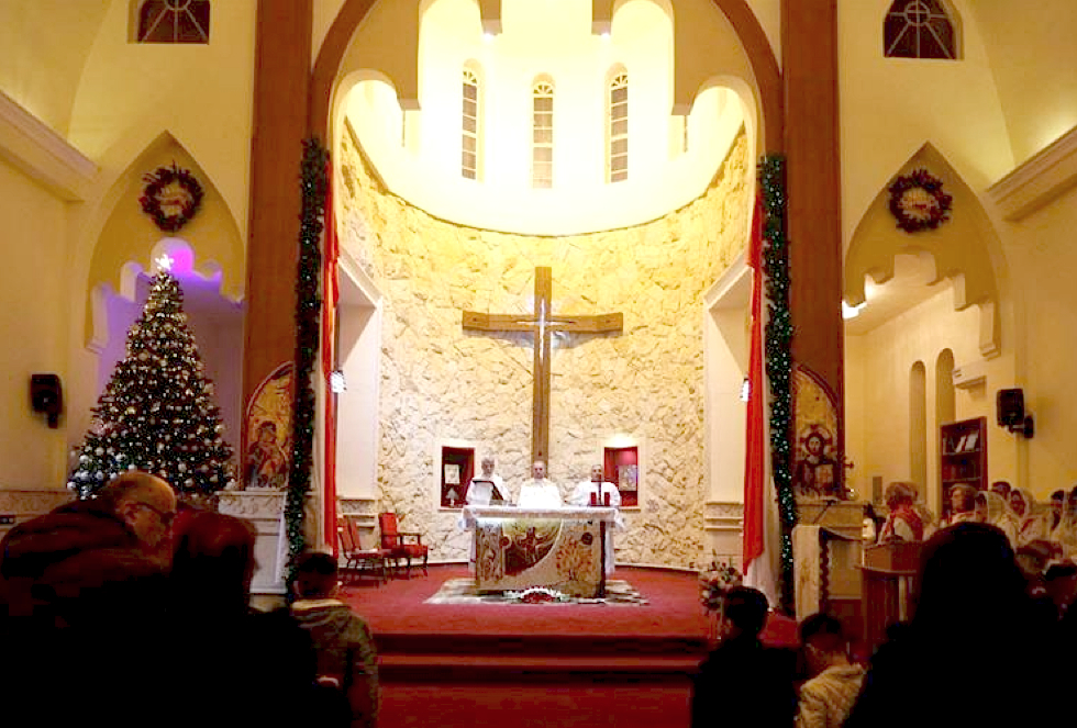 Christian Persecution 2020 Christmas Iraq Persecuted Christians: Christmas Masses canceled in India and Iraq