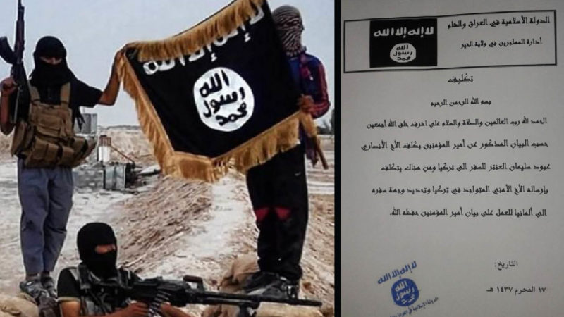 "Top secret files: ""ISIS sends terrorists to Europe with the help of Turkish intelligence"". Under Nato's nose"