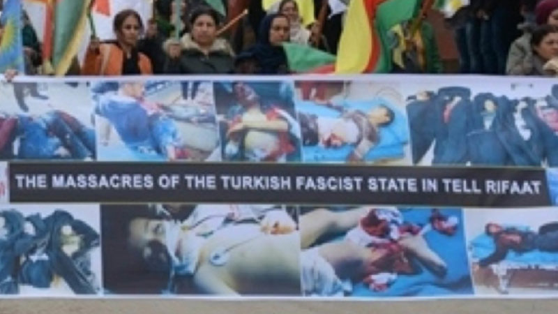 Children massacred by jihadists in Burkina and Syria: but media hide Turkish-backed carnage near Afrin