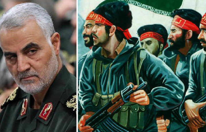 Soleimani killed, Boeing shot down, ISIS exulted: traitors' shadows inside Iran's Pasdaran