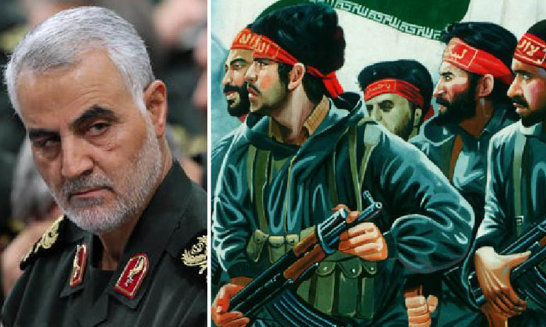 Soleimani killed, Boeing shot down, ISIS exulted: traitors' shadows inside Iran's Pasdaran