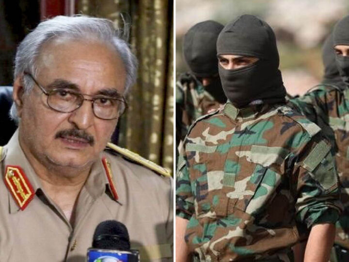"Libya: Tobruk Parliament ""stops"" Haftar. Turkish-backed Jihadists Threatening for Europe"
