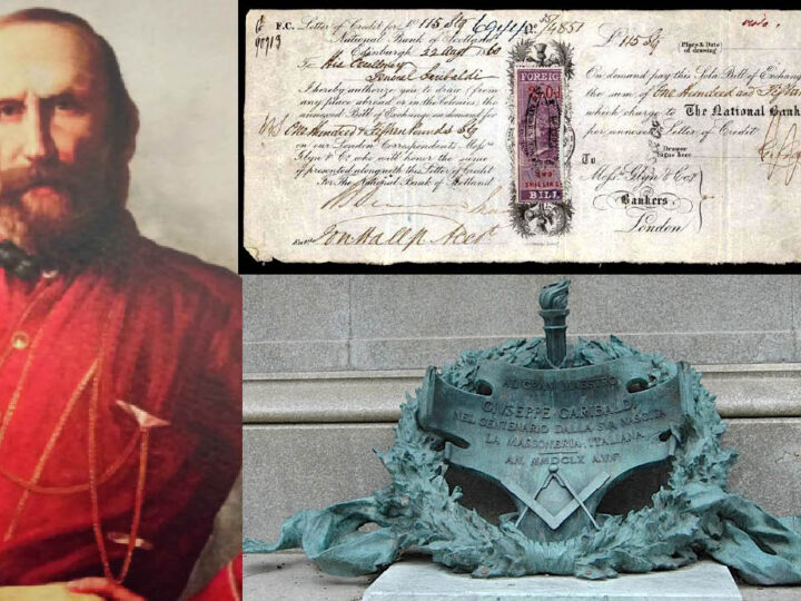 Masonic Funds for Garibaldi's Expedition, British Legion with Times' Reporters & Mobsters Allied in Sicily