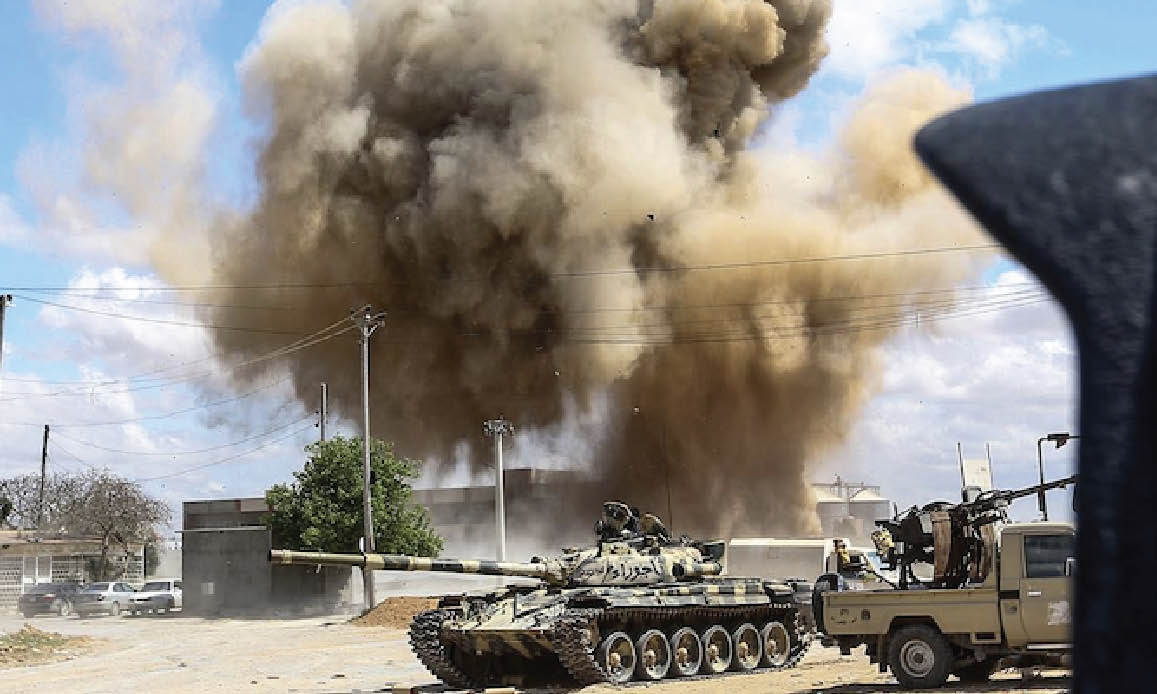 Libya on the Edge of a Huge War for EU, Italy and Tobruk Faults & Weapons Lobby Will