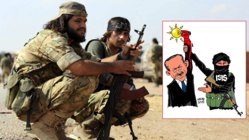 Turkish Intelligence transferred 2,500 Tunisian ISIS Jihadists to Libya. Egypt approves Army Deployement against