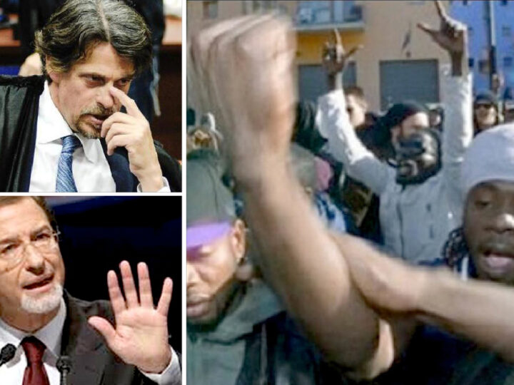 African Migrants in Sicily: Terrorism and Order Alert by Prosecutor and Governor