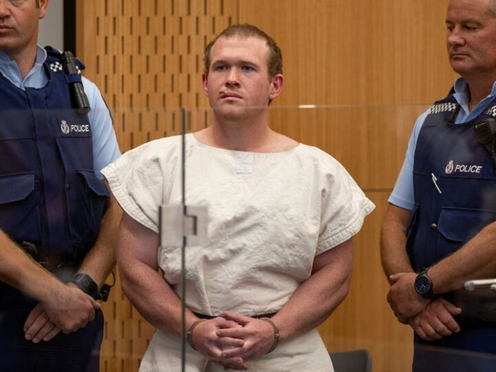 Christchurch Sentence: Life in Prison with NO chance of parole for mosques killer
