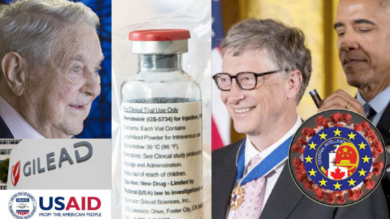 WUHAN-GATES 17. Gilead's Billionaire Antiviral vs Covid: Gates-CIA prophecy, WHO-Soros affairs. French Parliament investigates…