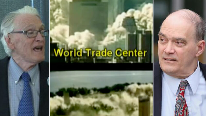 9-11 WTC Hidden Explosions: Lawyers, Architects & Intel Experts Fighting for Truth against Deep State