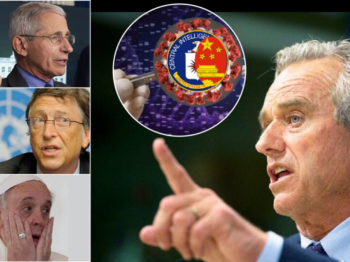 """WUHAN-GATES – 21. """"Pandemic Planned for Decades"""". Kennedy blames Fauci & Gates. Terrible Plot in 30 Investigations' summary. Pope against Big Pharma's Affairs"""