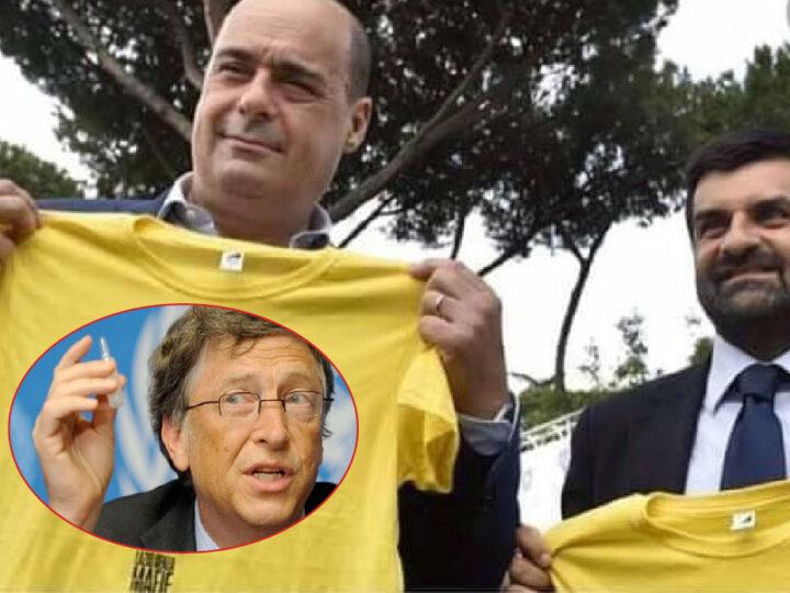 "Flu Vaccine Mandatory in Italy's ""Dem-Gates Region"". But Raises Covid Risk according Us Military Research"