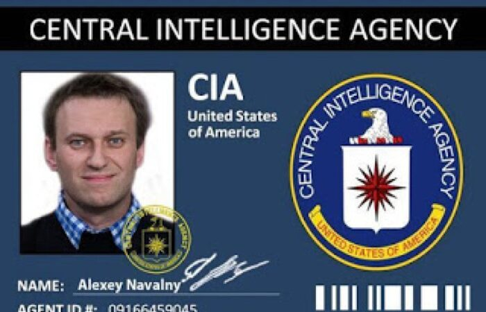Navalny is Working for Cia: Kremlin makes Explosive Allegation after Fake-Poisoning