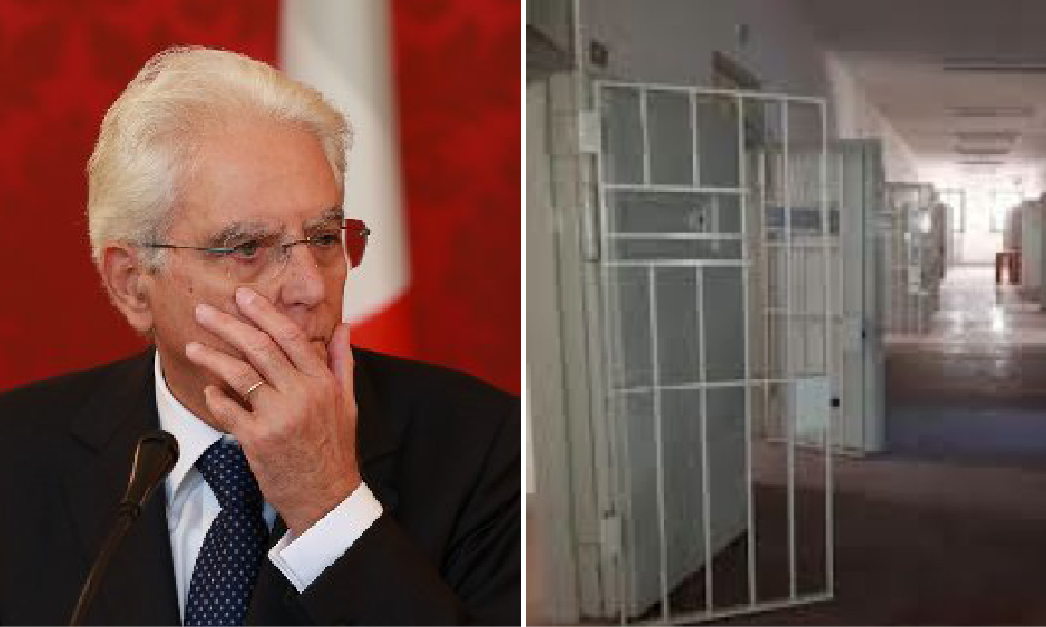 Italy Split by Lockdowns, Mobsters at Risk of Release for Covid. Republic's President appeals to the Nation's Unity