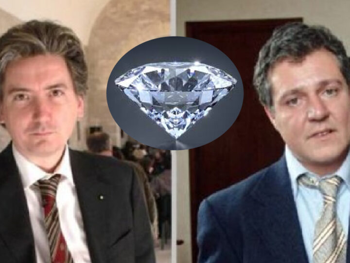 Corrupt with Diamonds: Italian Judges Sentenced to 16 and 10 years in Prison
