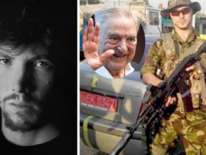 """Target Shooting to Italian and Russian Reporters in Donbass"". But NGU Warrior Acquitted of Murder as asked by Kiev & Soros-puppets"