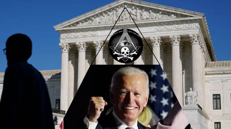 US: Biden & Deep State's Masons Win! Supreme Court refused to investigate on alleged Electoral Frauds