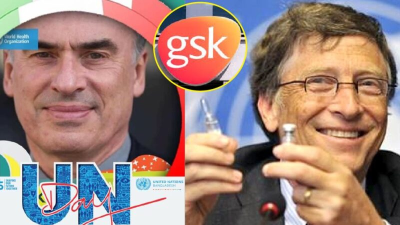 WUHAN-GATES – 28. Pandemic Secrets: Consumers Association asks Arrest for WHO Italian Boss tied with Gates, vaccines Gsk & Obama