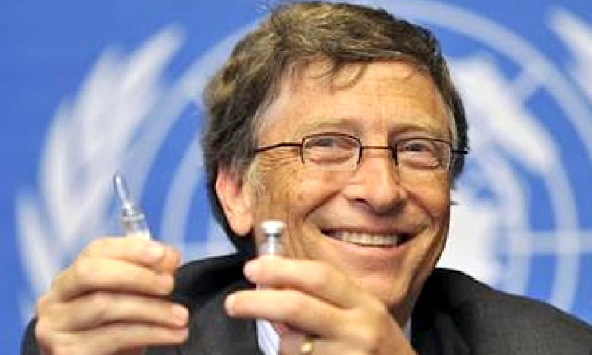 Gates' Vaccines: War Bulletin! 13 Facial Palsies in Israel, 55 deaths in Us. 51 adverse reactions in India
