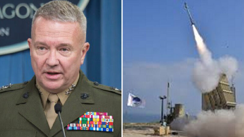 WarGames within Us-Israel Alliance: Iron Dome in Persian Gulf. CentCom Chief in Tel Aviv, Mossad in Washington