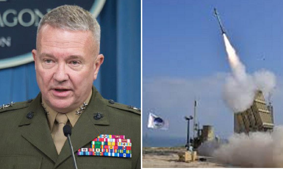 WarGames within Us-Israel Alliance: Iron Dome in Persian Gulf. CentCom Chief in Tel Aviv, Mossad in Washington