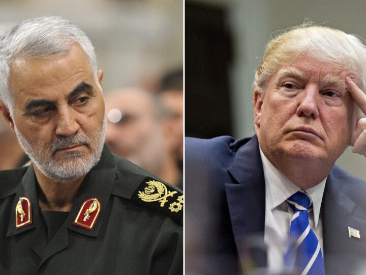 "Breaking: Iran asks Interpol ""Red Notice"" Arrest Warrant for Trump on Soleimani Killing"