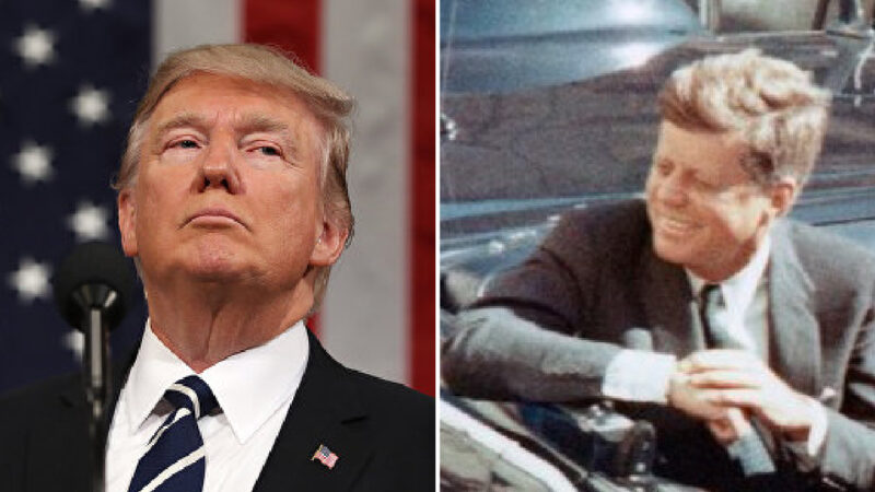 Trump Stronger than Kennedy against Deep State: For now he's still alive! Impeachment passes by only 30 votes: 198 deputies against