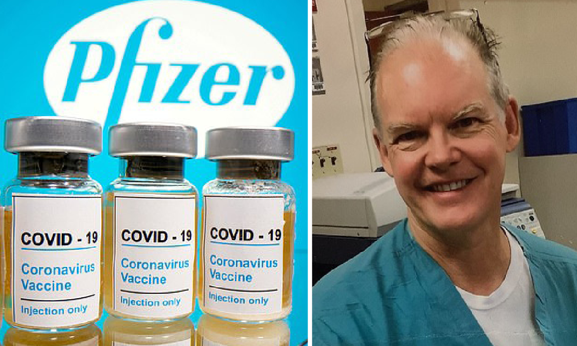 """In Norway 13 Deaths after Pfizer's Vaccine. Health Authority: """"Normal, they were Elderly and Frail"""". Investigations on Us Physician Dead"""