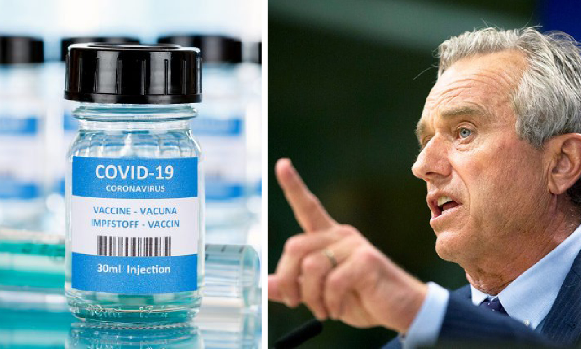 """Kennedy: """"501 US Deaths after Covid Vaccines"""". Quickly Banned by Socials' Dictatorship. RFK jr: """"Censorship hinders Vaccine's safety"""""""