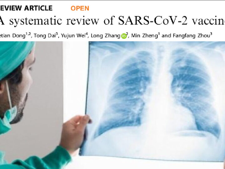 "Exclusive – ""With Covid Vaccines Risks of Pulmonary's Serious Injuries"". Shocking Research on Nature Journal, ignored by Scientific Community, Big Pharma and Media"