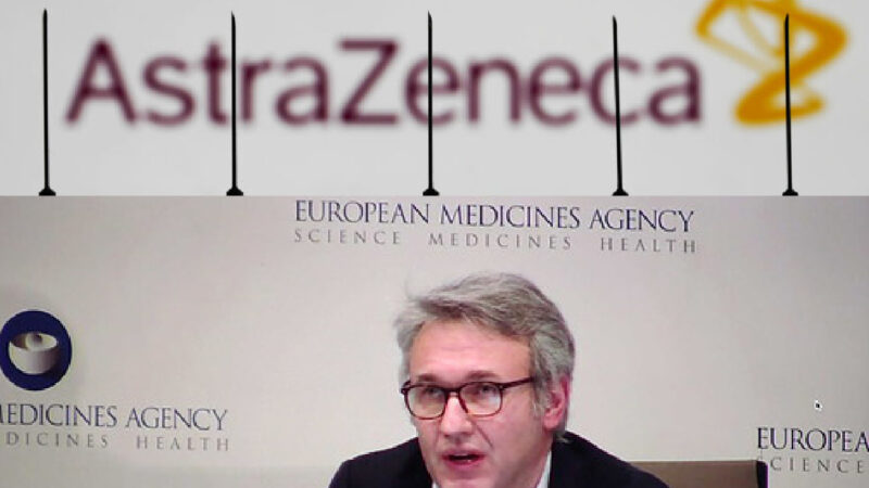 """AstraZeneca's Vaccine linked to Thrombosis"". SOS by EMA's Expert, but Agency Not changes Idea! Oxford halts Trials for Children"
