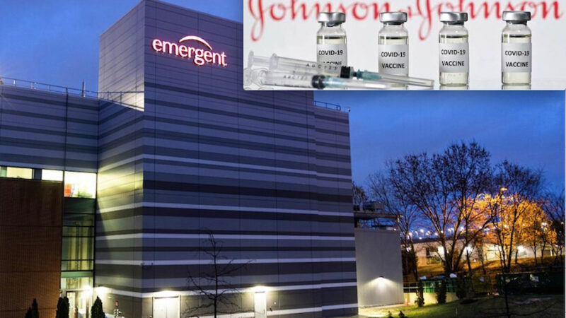 J&J Vaccines Tainted by AstraZeneca Virus in Baltimore's Plant (Trump Funded) Sent in EU and Canada? Big Pharma's War-Games!