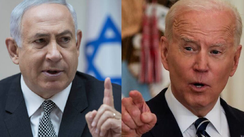 US-Israel Affairs: Bombs for $735mln & Pfizer's Vaccines for $2,1bn. That's why Biden protects Bibi's War
