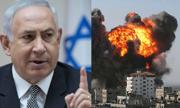 BIDEN PROTECTS NETANYAHU'S MASSACRE AND APARTHEID. US blocks UN's Resolution while Israel rejects Hamas's Truce Offer