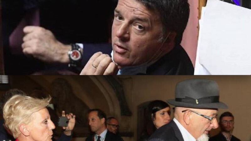 Former Italian PM's Family Under Trial for Fiscal Fraud! Even due to Many $Millions arrived by New York's Unicef…