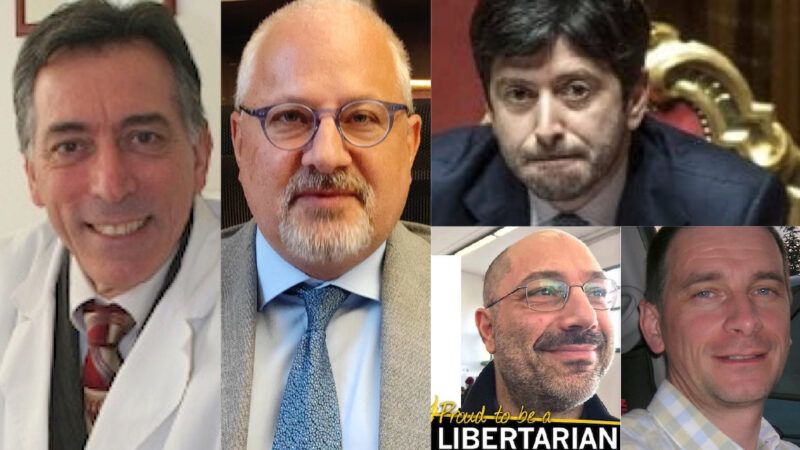 Covid: More than 500 Complaints on alleged Italian State's Massacre due to the Ignored Therapies
