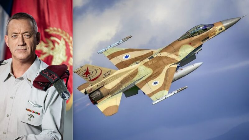 """Rogue Missions by Zionists in Syria. Benny """"the American"""" continues Bibi's war. Three airstrikes in a Week around Damasco"""