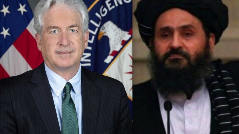 Kabul Collision: CIA Director Negotiates Secret Deal with Taliban Leader… As we Forecast!