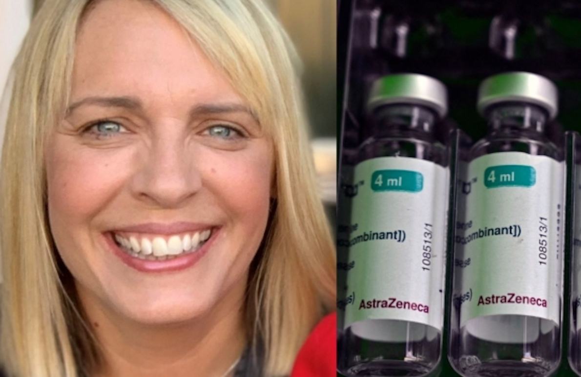 Coroner confirms 44-year-old BBC presenter died from AstraZeneca Covid-19 vaccine side effect