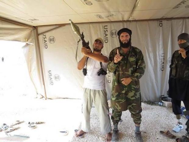 I PREMI AI COMBATTENTI ISIS